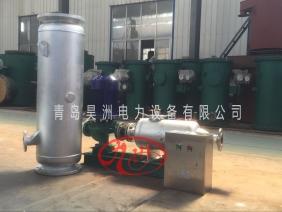 全自动滤水器是如何完成清污要求的